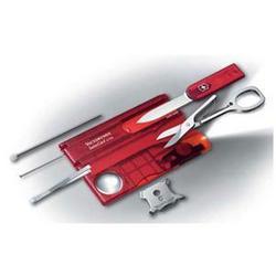 Victorinox Swisscard Lite Red