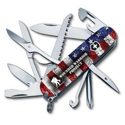 Victorinox Fieldmstr Amer Flag W. Warrior