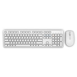 Dell Consumer Km636 Wirels Keyboard And Mouse Wht