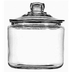 Anchor Hocking 3qt Heritage Hill Jar W&#47 Lid