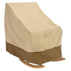 Classic Accessories Veranda Patio Rock Chair Cvr