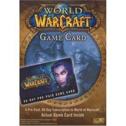 Activision Blizzard Inc Wow Prepaid Timecard Pc