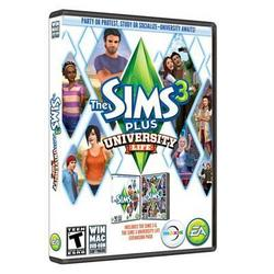 Electronic Arts The Sims 3 Plus University