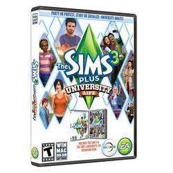 Electronic Arts The Sims 3 Plus University