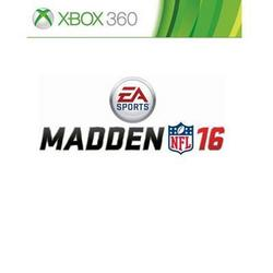 Electronic Arts Madden Nfl 16 X360