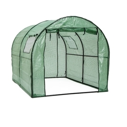 Category: Dropship Garden/outdoor Decor, SKU #7624, Title: Polytunnel w Reinforced Cover
