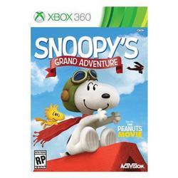 Activision Blizzard Inc Peanuts Movie Snoopys Ga X360