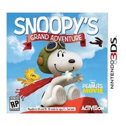 Activision Blizzard Inc Peanuts Movie Snoopys Ga 3ds