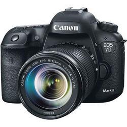 Canon Cameras Eos 7d Markii 18 135 Lens Kit