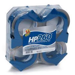 Shurtech Hp260 Pckgng Tape 4pkdisp Clr