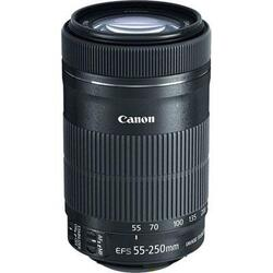 Canon Cameras Ef S 55 To 250mm F 4 5.6 Is