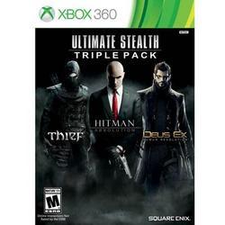 Square Enix Ultimate Stealthtriple Pk X360
