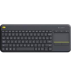 Logitech Wrls Touch Keyboard K400plus