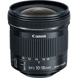 Canon Cameras Ef S 10 18mm F 4 5.6 Is