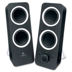Logitech Z200 Multimedia Speaker Mid Bk
