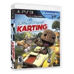 Sony PlayStation Ps3 Little Big Planet Karting