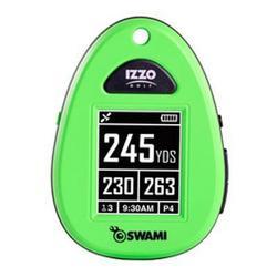 IZZO Golf Swami Sport Golf GPS Neon Grn