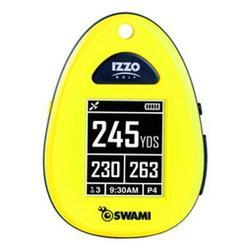 IZZO Golf Swami Sport Golf GPS Neon Ylw