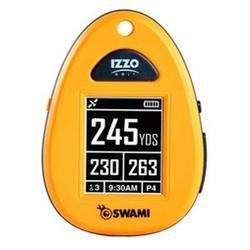 IZZO Golf Swami Sport Golf GPS Neon Org
