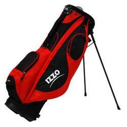 IZZO Golf Golf Neo Stand Bag Red
