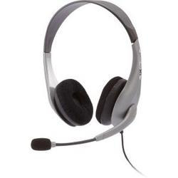 Cyber Acoustics Stereo Headset With Mic
