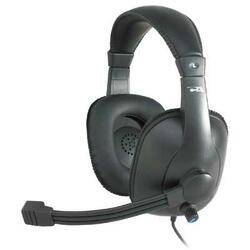 Cyber Acoustics Pro Grade Stereo Headset Mic