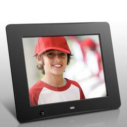 """Aluratek 8"""" Motion Sensor Digital Frame"""