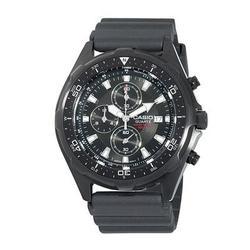 Casio Analog Watch With Rotat Bezel