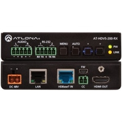 Category: Dropship Toys And Games, SKU #ATHDVS200RX, Title: Ethernet HDBaseT Scaler HDMI