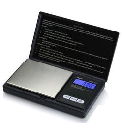 American Weigh Scales Aws Digital Pocket Scale Black