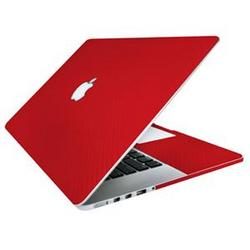"BodyGuardz Mac 15"" Retina Carbon Full Red"