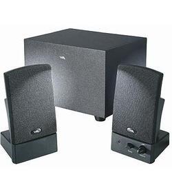 Cyber Acoustics 2.1 Black Oem Subwoofer System