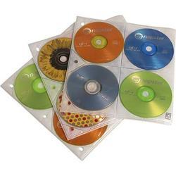 Case Logic 200 Disc Cap Cd Prosleeve Pgs.