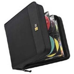 Case Logic Nylon Cd Wallet 336 Black