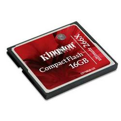 Kingston 16gb Ultimate Cf With Recovery