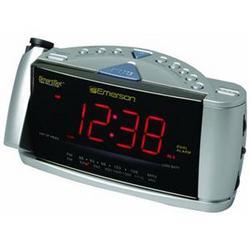 E SmartSet Dual Alarm Clock