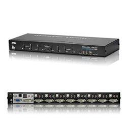 Category: Dropship Network Hardware, SKU #CS1768, Title: 8 Port DVI KVM Switch
