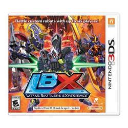 Nintendo Lbx Little Battlers Exper 3ds