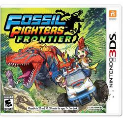 Nintendo Fossil Fighters Frontier 3ds