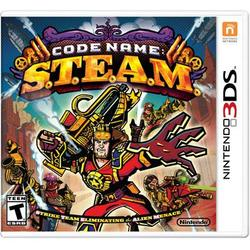 Nintendo Code Name Steam 3ds