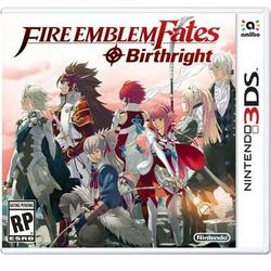 Nintendo Fire Emblem Birthright 3ds