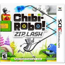 Nintendo Chibirobo Zip Lash 3ds