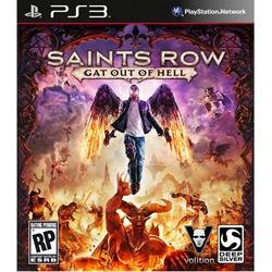 Square Enix Sr Iv Gat Out Of Hell Ps3