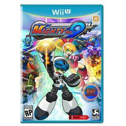 Square Enix Mighty No 9 Wiiu