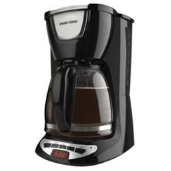 Applica Bd 12c Prog Coffeemkrglscrfblk