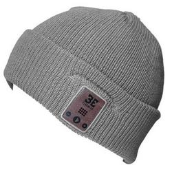 BE Headwear Diver Bluetooth Down Ash Grey