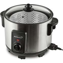 Brentwood Deep Fryer Multicooker 5qt Ss