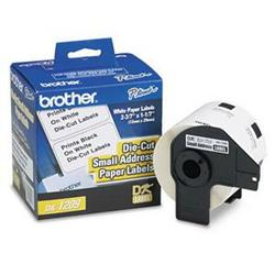 Brother International Small Address Paper Label