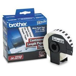 Brother International Cont Length Paper Label 1 1/7""