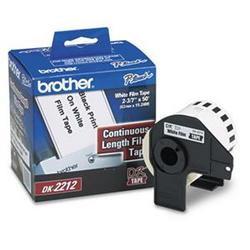 Brother International Continuous Length Film Label